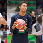 NBA – 5 Français dans le top 100 des dernières prévisions de Draft !