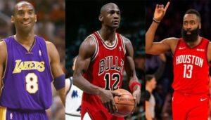 NBA – Les 10 joueurs avec le plus de matchs à 50+ points all-time