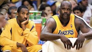 NBA – Le joueur que Shaq a voulu payer… pour frapper Kobe !