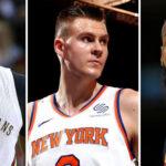 NBA – A quoi ressemblait la ligue lors du dernier match de Porzingis ?