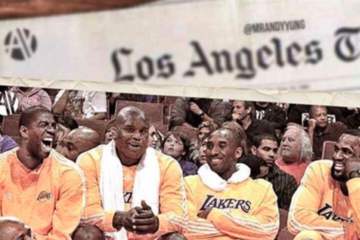 Lakers all-time meilleur 5