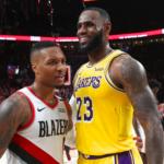 NBA – Les mots forts de LeBron James pour Damian Lillard
