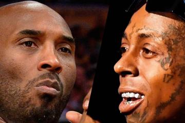 Lil Wayne GOAT NBA Kobe