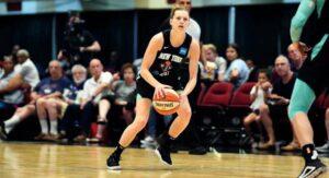 WNBA – Encore un match parfait pour Marine Johannes !