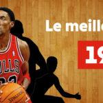 NBA – Le meilleur 5 des joueurs nés en… 1965