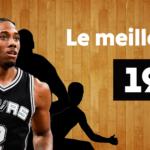 NBA – Le meilleur 5 des joueurs nés en… 1991
