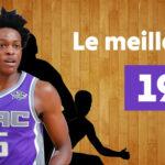 NBA – Le meilleur 5 des joueurs nés en… 1997