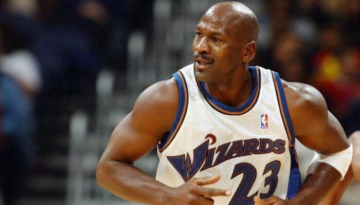 Michael Jordan Washington Wizards