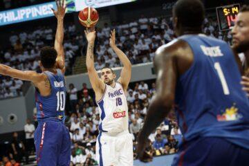 Adrien Moerman FIBA