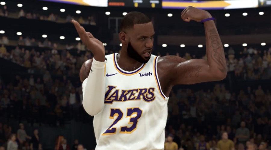 photos officielles 24d25 5c992 NBA 2K20 - Quelle équipe a le meilleur rating moyen ? Le ...