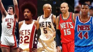 NBA – Jeu : Compose le meilleur 5 all-time des Nets
