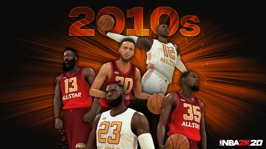 NBA 2K20 New Team