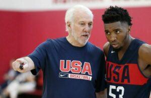 NBA – Les trois capitaines de Team USA révélés !