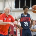 NBA – Les joueurs de Team USA encensent Gregg Popovich