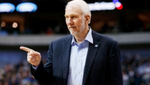 NBA – Gregg Popovich : « Il est la réincarnation de Larry Bird »