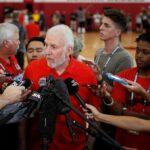 NBA – La leçon de patriotisme de Gregg Popovich