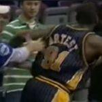 NBA – Le fan qui a déclenché l'émeute de 2004 entre Detroit et Indiana donne sa version