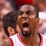 NBA – Serge Ibaka ne quitte plus le trophée Larry O'Brien