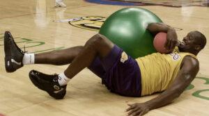 NBA – Quand Shaquille O'Neal débarquait tout nu à l'entrainement