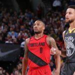 NBA – Damian Lillard rejoint le seul Steph Curry dans l'histoire