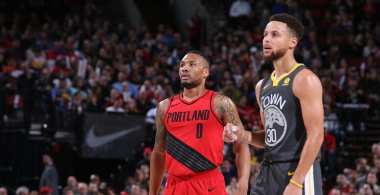 curry et lillard