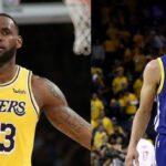 NBA – LeBron réagit à la nouvelle prouesse de Steph Curry !