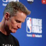 NBA – Pourquoi Steve Kerr a été bouleversé par surprise devant The Last Dance