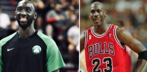 NBA – 5 joueurs anormalement grands par rapport à leurs parents