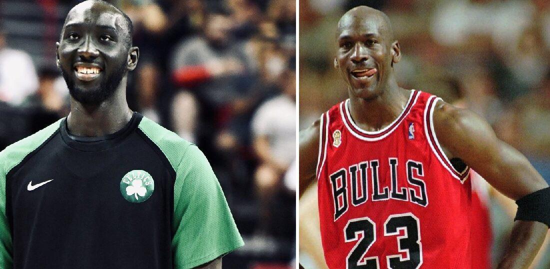 Tacko Fall Michael Jordan