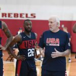 NBA – Comment Gregg Popovich essaie de souder Team USA