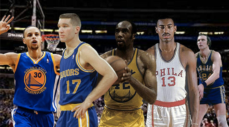 warriors all time