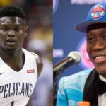 NBA – Zion Williamson donne un premier surnom à Sekou Doumbouya