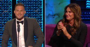 NBA – Blake Griffin enchaîne les blagues hardcore sur Caitlyn Jenner… devant elle