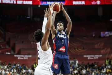 Frank Ntilikina france team usa