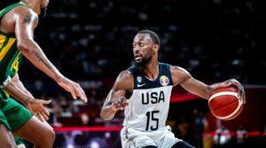 Mondial – Team USA perd encore, record de médiocrité historique avec des joueurs NBA
