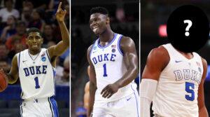 NCAA – Duke signe une nouvelle pépite !