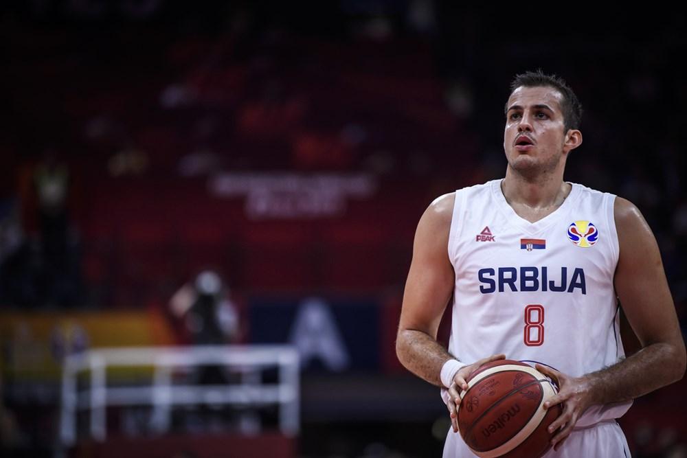 20 points à 100% pour l'ailier-fort serbe