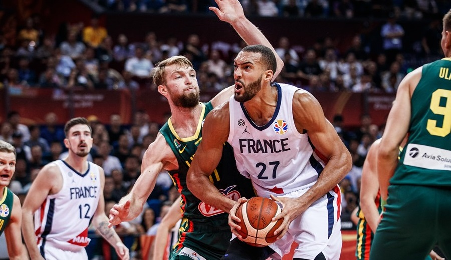 Mondial - Les arbitres de France-Lituanie lourdement sanctionnés !