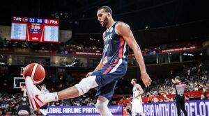 NBA – Rudy Gobert trolle Kurt Helin, qui avait prédit la défaite française contre Team USA