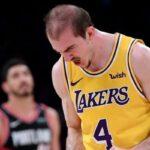 NBA – L'énorme manque de respect des Lakers à Alex Caruso pour son 1er entrainement
