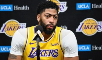 Anthony Davis Lakers Pelicans