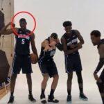 NBA – Mo Bamba change de coupe de cheveux… à cause de Shaq !