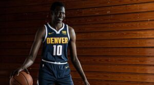 Bol Bol Denver Nuggets Draft 2019