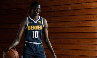 Bol Bol Denver Nuggets Draft 2019