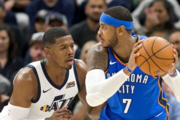 Joe Johnson Carmelo Anthony Rockets
