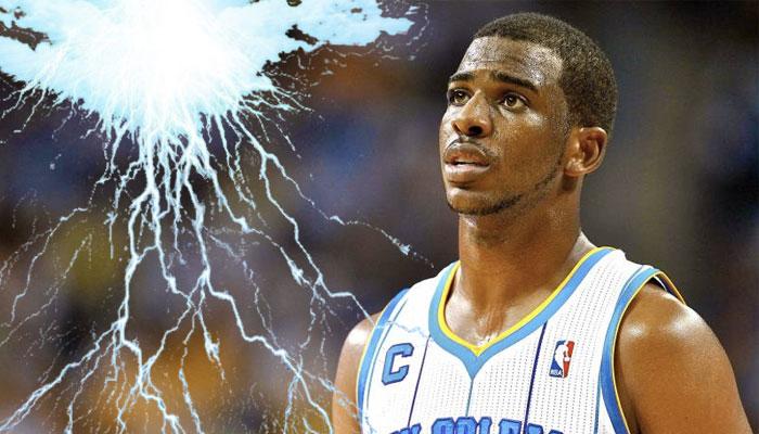 Chris Paul malédiction en NBA