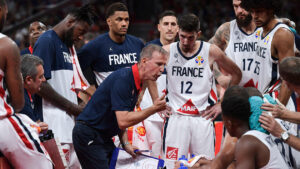 Mondial – Gregg Popovich encense la France et Vincent Collet