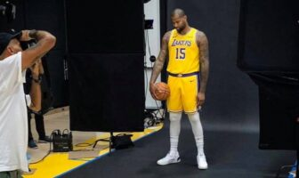 Demarcus Cousins Los Angeles Lakers