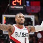 NBA – Nuit historique pour Lillard, qui intègre un club unique all-time !