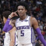 NBA-  De'Aaron Fox gêné par les chants des fans